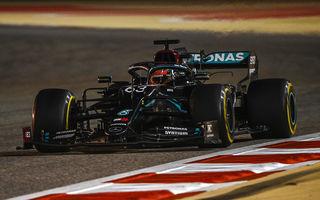 """Russell sugerează că este pregătit să concureze pentru Mercedes în sezonul următor: """"Sper să le dau bătăi de cap mai devreme de 2022"""""""