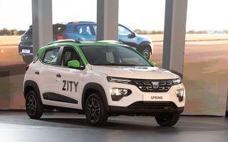 Prima întâlnire cu Dacia Spring în România: un mix între nou și soluțiile simple ale vechilor Sandero și Logan