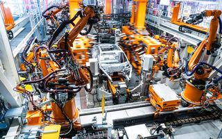 Audi a demarat producția modelului electric e-tron GT: listele de comenzi vor fi deschise în primăvara anului viitor