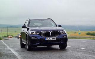 Să PHEV sau să nu PHEV? Am scos un consum extraurban de 0.9 litri/100 km cu BMW X5 Plug-in Hybrid