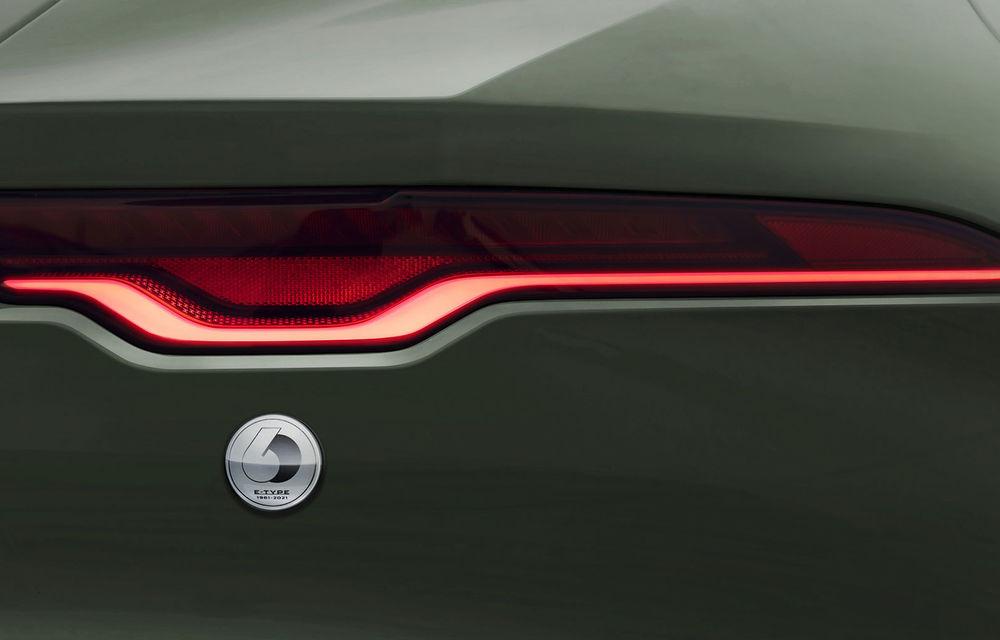 60 de ani de Jaguar E-Type: britanicii sărbătoresc momentul cu versiunea aniversară F-Type Heritage 60 Edition - Poza 5