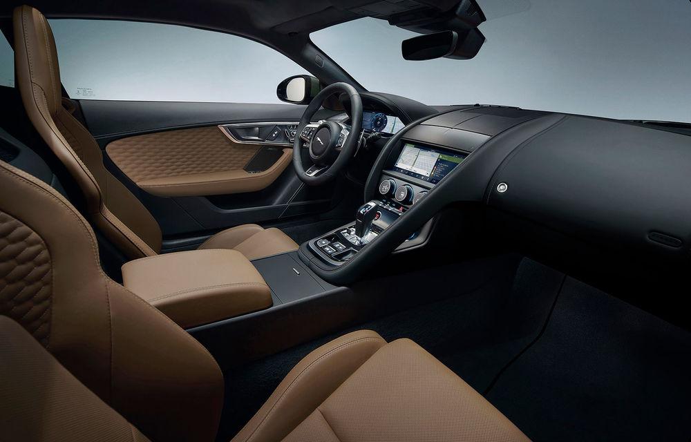 60 de ani de Jaguar E-Type: britanicii sărbătoresc momentul cu versiunea aniversară F-Type Heritage 60 Edition - Poza 6
