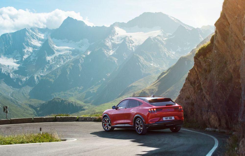 Prețuri Ford Mustang Mach-E în România: SUV-ul electric costă aproape 50.000 de euro - Poza 2