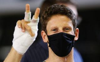 Mercedes, dispusă să-i ofere un test de retragere lui Grosjean: francezul nu va concura în ultima etapa din Abu Dhabi