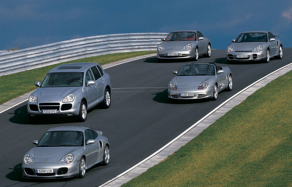 Moment special în gama Porsche: SUV-ul Cayenne ajunge la borna un milion - Poza 3