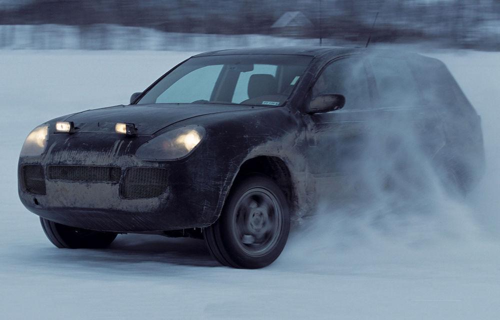 Moment special în gama Porsche: SUV-ul Cayenne ajunge la borna un milion - Poza 2