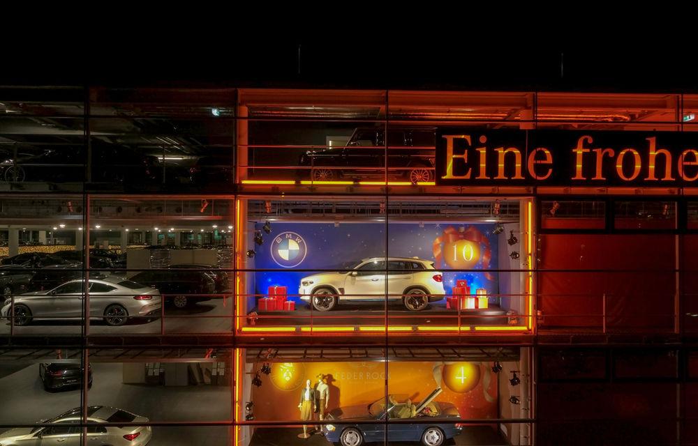 """Solidaritate germană: BMW și Mercedes-Benz au făcut schimb de mașini în """"vitrinele de prezentare"""" - Poza 2"""