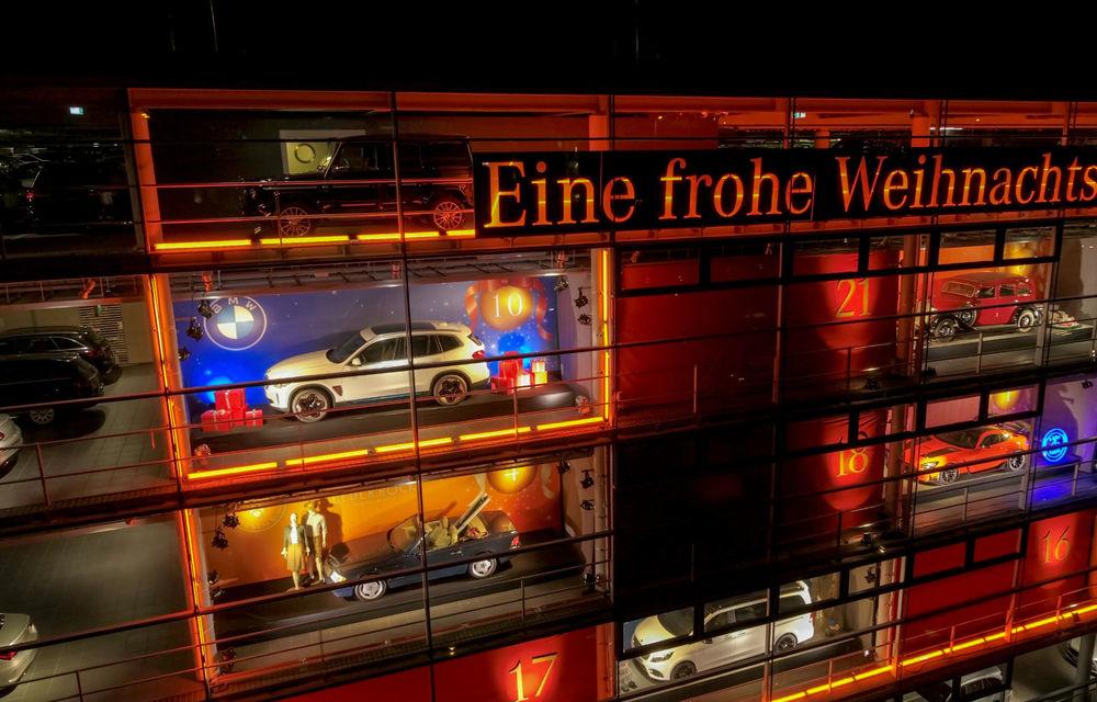 """Solidaritate germană: BMW și Mercedes-Benz au făcut schimb de mașini în """"vitrinele de prezentare"""" - Poza 3"""
