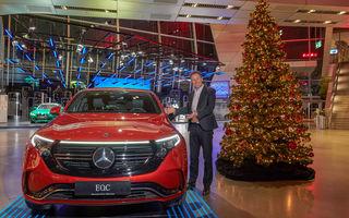 """Solidaritate germană: BMW și Mercedes-Benz au făcut schimb de mașini în """"vitrinele de prezentare"""""""