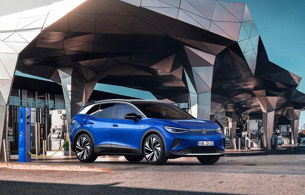 Volkswagen ID.4 va primi o versiune sport: modelul va avea două motoare electrice și va fi prezentat în primăvara anului viitor - Poza 1