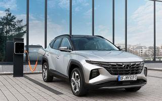 Noi detalii despre versiunea plug-in hybrid a lui Hyundai Tucson: SUV-ul va avea tracțiune integrală și autonomie electrică de 50 de kilometri