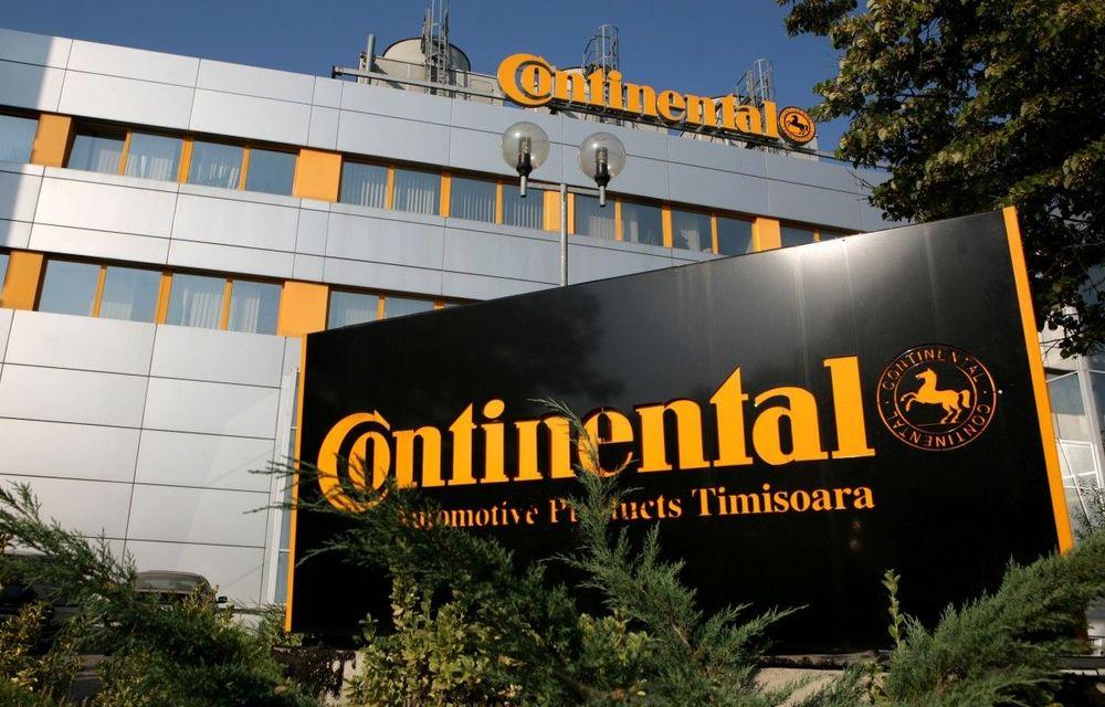 Continental va instala un nou sistem de tratare a emisiilor la fabrica de anvelope din Timișoara: investiție de 4 milioane de euro - Poza 1