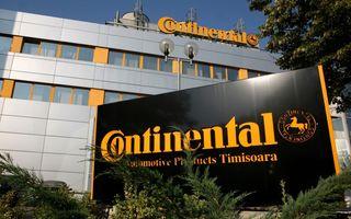 Continental va instala un nou sistem de tratare a emisiilor la fabrica de anvelope din Timișoara: investiție de 4 milioane de euro