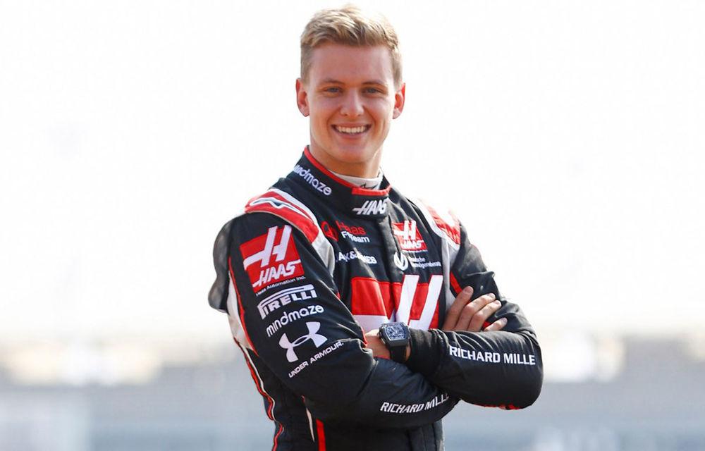 Mick Schumacher a debutat în Formula 1: fiul lui Michael Schumacher a concurat în antrenamentele din Abu Dhabi - Poza 6