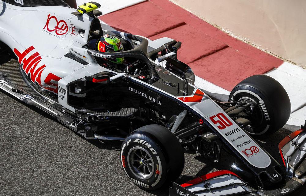 Mick Schumacher a debutat în Formula 1: fiul lui Michael Schumacher a concurat în antrenamentele din Abu Dhabi - Poza 4