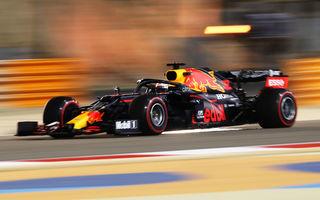 Verstappen și Bottas, cei mai rapizi în antrenamentele din Abu Dhabi: Hamilton a revenit la Mercedes