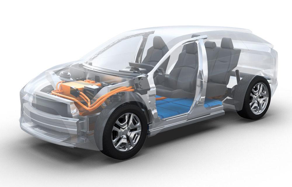 Informații neoficiale: Toyota va prezenta în 2021 un concept electric cu baterie care se încarcă în 10 minute - Poza 1