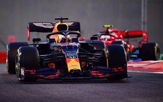 Verstappen, pole position în Abu Dhabi: pilotul Red Bull i-a învins pe Bottas și Hamilton