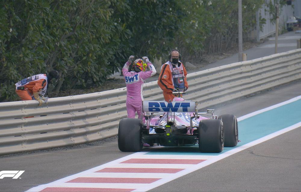 Verstappen încheie sezonul 2020 al Formulei 1 cu o victorie în Abu Dhabi: Bottas și Hamilton au completat podiumul - Poza 3