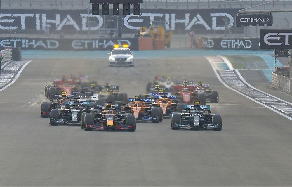 Verstappen încheie sezonul 2020 al Formulei 1 cu o victorie în Abu Dhabi: Bottas și Hamilton au completat podiumul - Poza 1