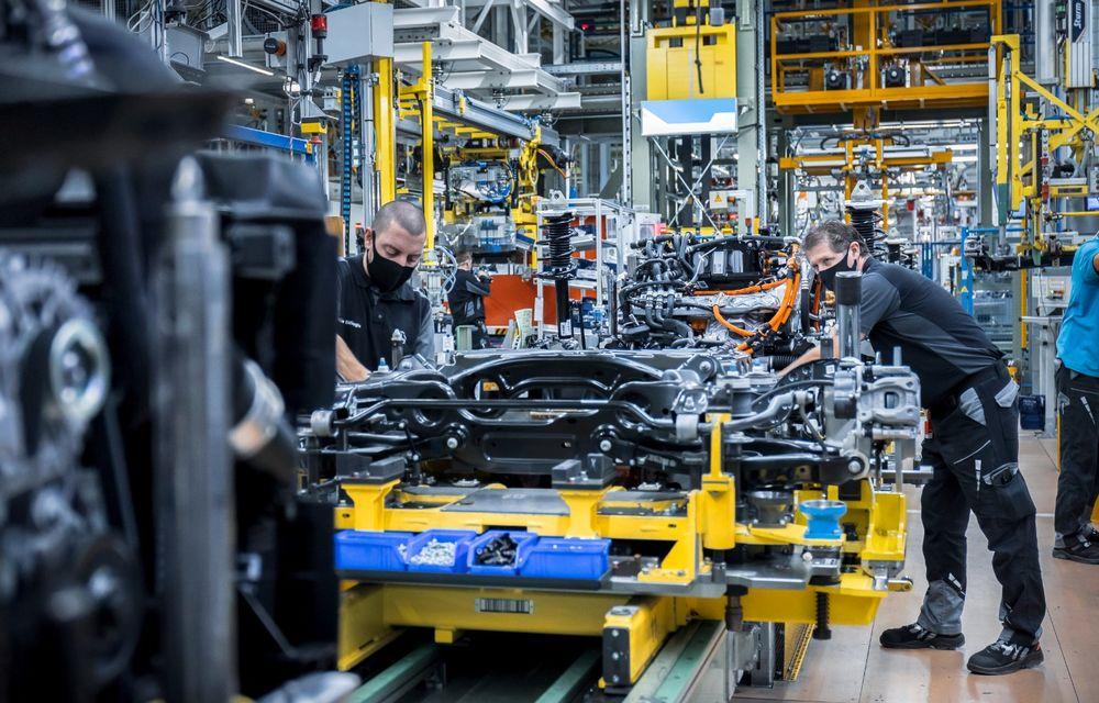 Premierele Mercedes-Benz în gama de electrice EQ pentru următorul an: nemții vor lansa SUV-urile EQA și EQB, și sedanurile EQE și EQS - Poza 7