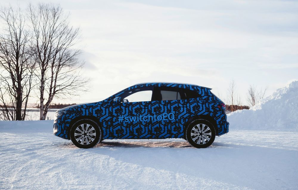 Premierele Mercedes-Benz în gama de electrice EQ pentru următorul an: nemții vor lansa SUV-urile EQA și EQB, și sedanurile EQE și EQS - Poza 2