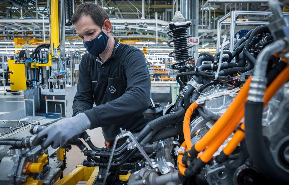 Premierele Mercedes-Benz în gama de electrice EQ pentru următorul an: nemții vor lansa SUV-urile EQA și EQB, și sedanurile EQE și EQS - Poza 8