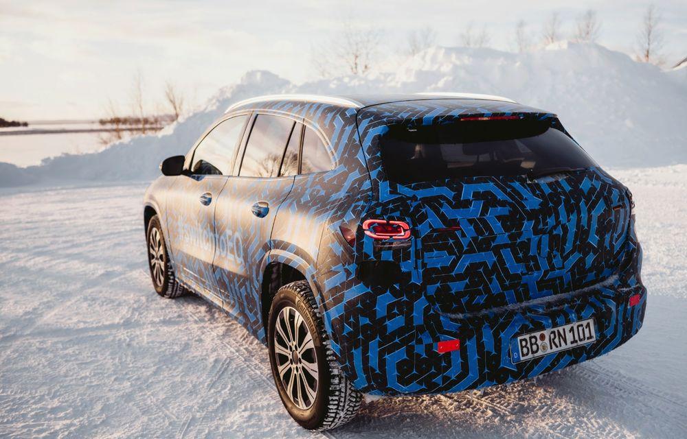 Premierele Mercedes-Benz în gama de electrice EQ pentru următorul an: nemții vor lansa SUV-urile EQA și EQB, și sedanurile EQE și EQS - Poza 3