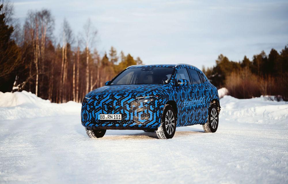 Premierele Mercedes-Benz în gama de electrice EQ pentru următorul an: nemții vor lansa SUV-urile EQA și EQB, și sedanurile EQE și EQS - Poza 1