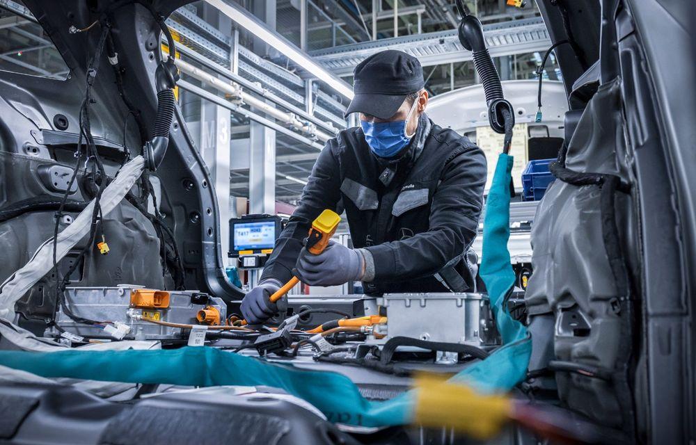 Premierele Mercedes-Benz în gama de electrice EQ pentru următorul an: nemții vor lansa SUV-urile EQA și EQB, și sedanurile EQE și EQS - Poza 9