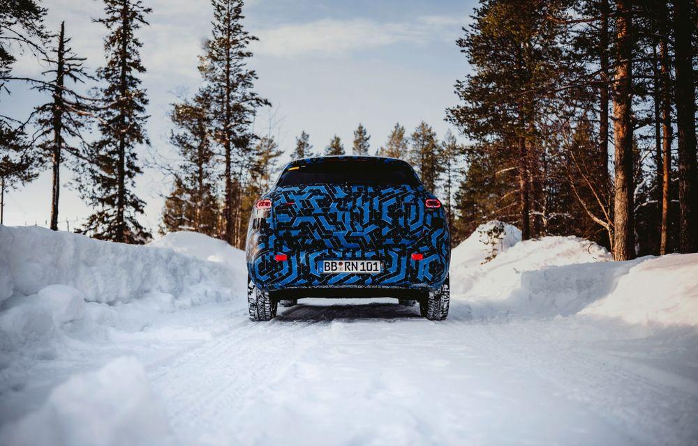 Premierele Mercedes-Benz în gama de electrice EQ pentru următorul an: nemții vor lansa SUV-urile EQA și EQB, și sedanurile EQE și EQS - Poza 4