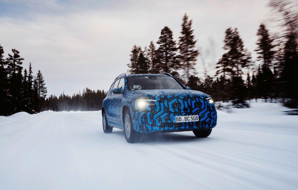 Premierele Mercedes-Benz în gama de electrice EQ pentru următorul an: nemții vor lansa SUV-urile EQA și EQB, și sedanurile EQE și EQS - Poza 11