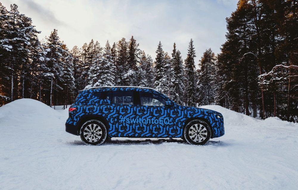Premierele Mercedes-Benz în gama de electrice EQ pentru următorul an: nemții vor lansa SUV-urile EQA și EQB, și sedanurile EQE și EQS - Poza 12