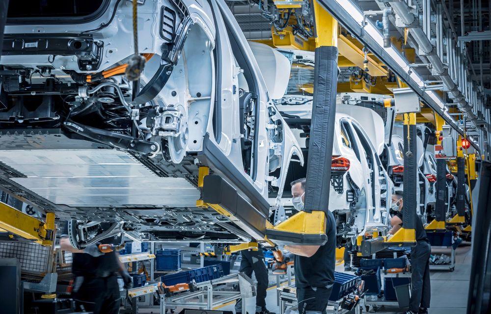 Premierele Mercedes-Benz în gama de electrice EQ pentru următorul an: nemții vor lansa SUV-urile EQA și EQB, și sedanurile EQE și EQS - Poza 5