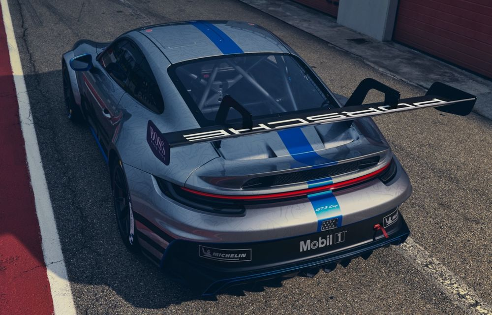 Porsche a prezentat noul 911 GT3 Cup: modelul de competiții oferă aproximativ 510 CP și 470 Nm - Poza 8