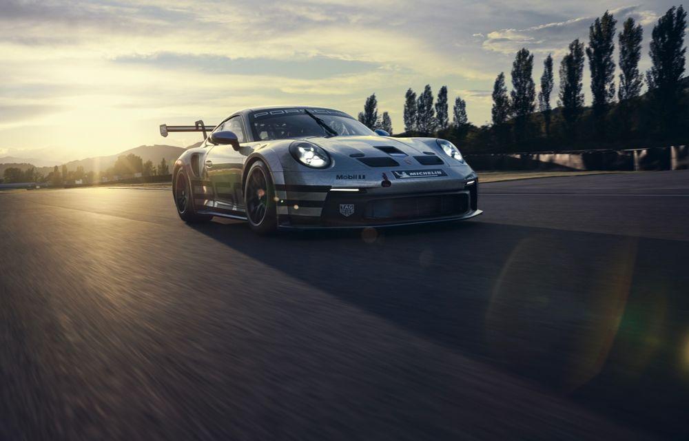 Porsche a prezentat noul 911 GT3 Cup: modelul de competiții oferă aproximativ 510 CP și 470 Nm - Poza 2