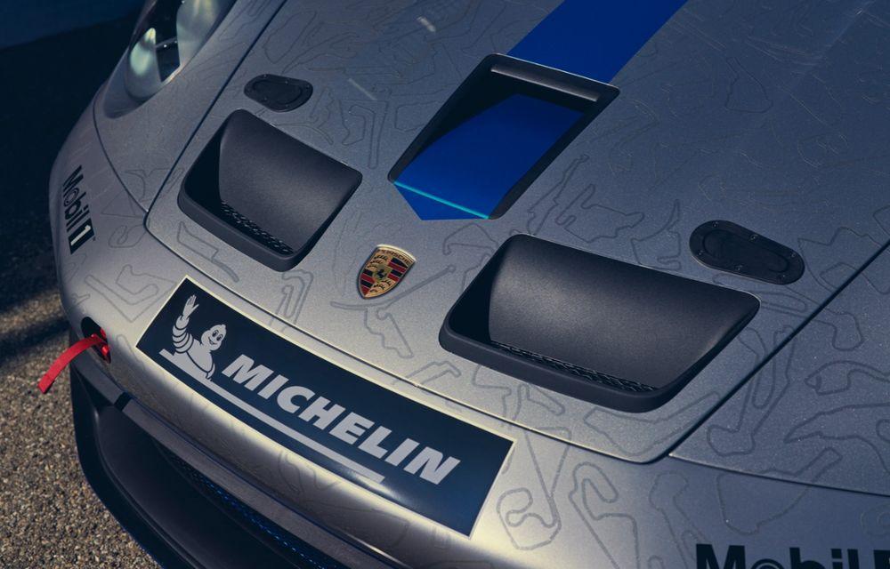 Porsche a prezentat noul 911 GT3 Cup: modelul de competiții oferă aproximativ 510 CP și 470 Nm - Poza 13