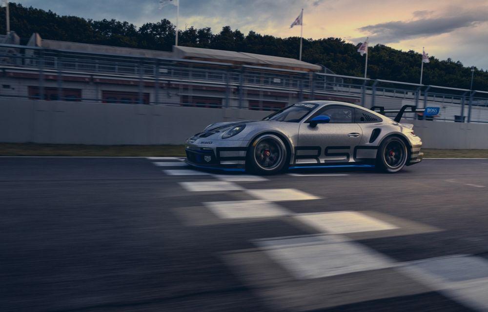 Porsche a prezentat noul 911 GT3 Cup: modelul de competiții oferă aproximativ 510 CP și 470 Nm - Poza 4