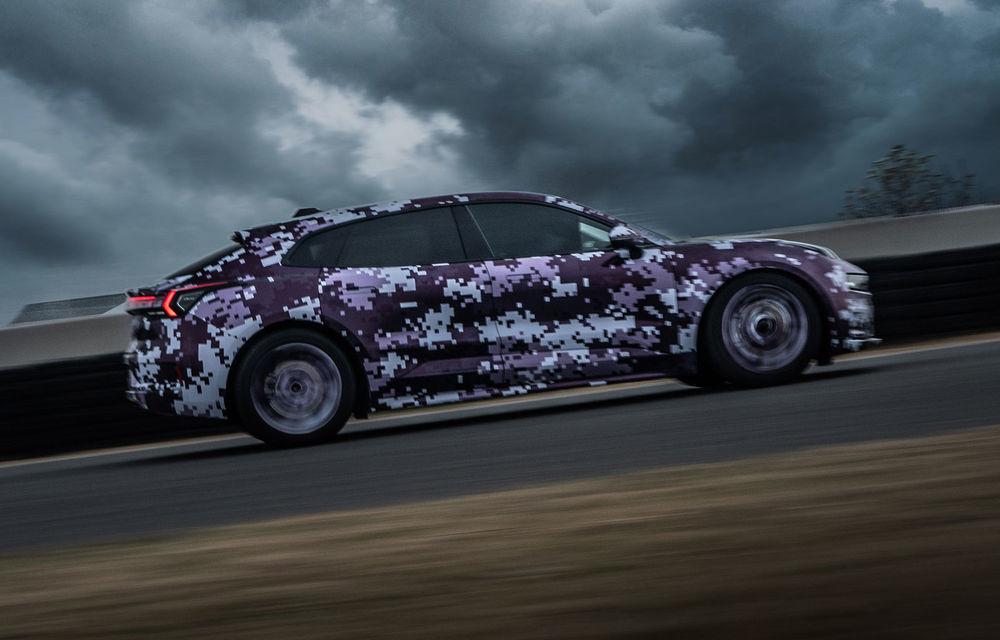 Primele imagini cu modelul electric Lynk&Co Zero: este dezvoltat pe noua platformă Geely care va fi folosită în curând și de Volvo - Poza 5