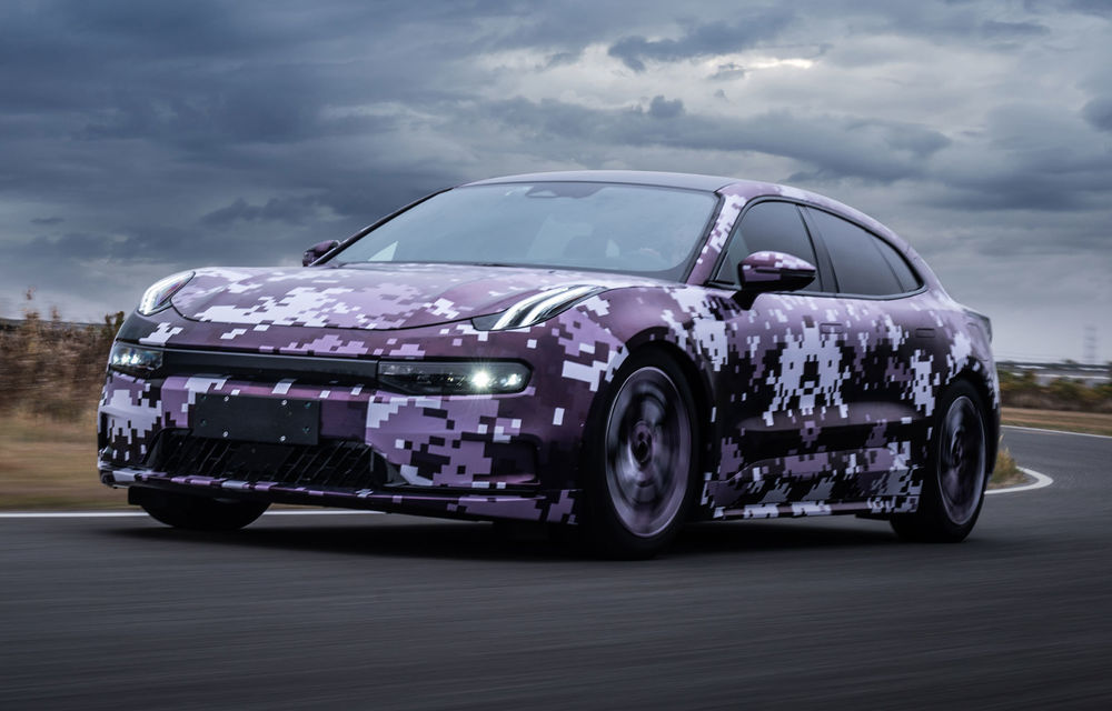 Primele imagini cu modelul electric Lynk&Co Zero: este dezvoltat pe noua platformă Geely care va fi folosită în curând și de Volvo - Poza 3