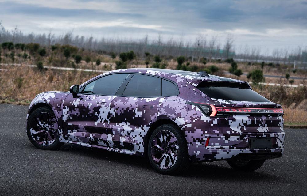 Primele imagini cu modelul electric Lynk&Co Zero: este dezvoltat pe noua platformă Geely care va fi folosită în curând și de Volvo - Poza 6
