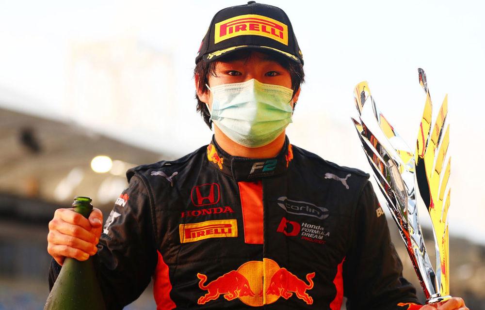 Un nou japonez în Formula 1: Yuki Tsunoda va concura pentru AlphaTauri în 2021 în locul lui Kvyat - Poza 1