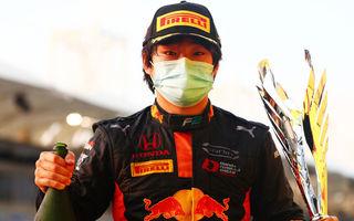 Un nou japonez în Formula 1: Yuki Tsunoda va concura pentru AlphaTauri în 2021 în locul lui Kvyat
