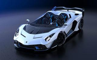 Lamborghini a prezentat SC20: supercar-ul unicat nu are plafon și este echipat cu un V12 de 770 CP