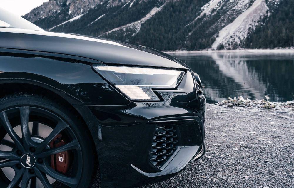 ABT lansează un pachet de performanță pentru Audi S3: 370 CP și 450 Nm pentru hatchback-ul german - Poza 6