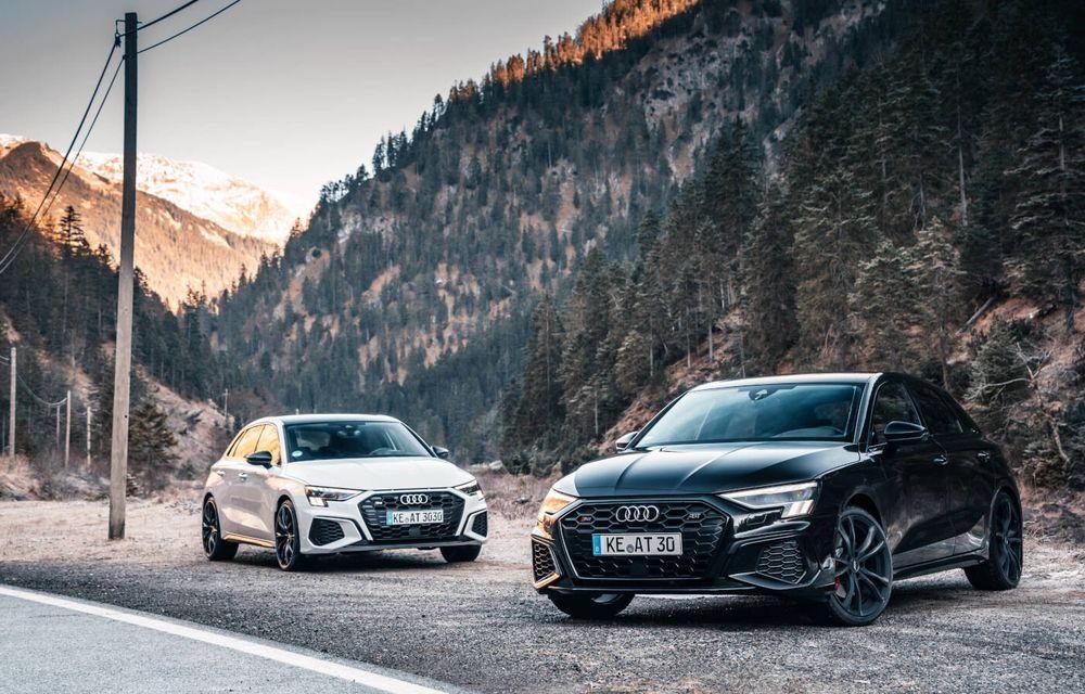 ABT lansează un pachet de performanță pentru Audi S3: 370 CP și 450 Nm pentru hatchback-ul german - Poza 2