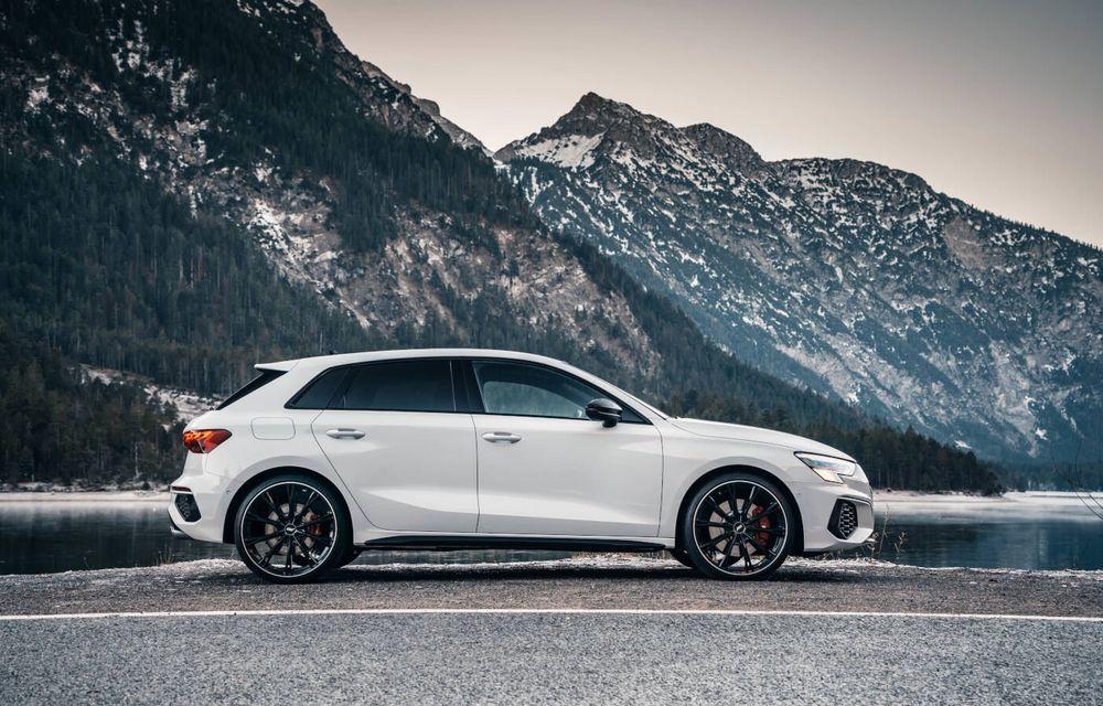 ABT lansează un pachet de performanță pentru Audi S3: 370 CP și 450 Nm pentru hatchback-ul german - Poza 9