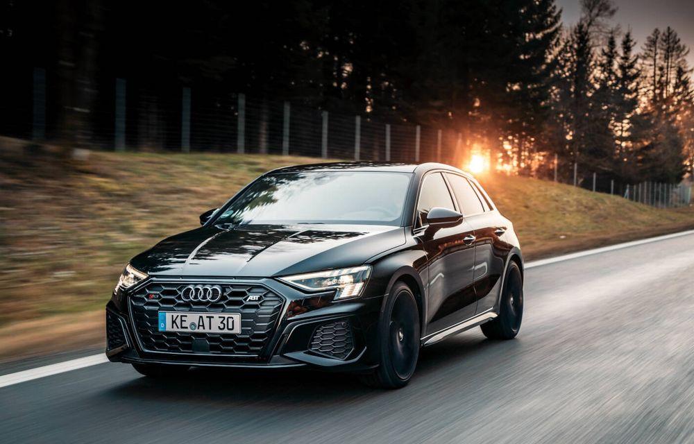 ABT lansează un pachet de performanță pentru Audi S3: 370 CP și 450 Nm pentru hatchback-ul german - Poza 3