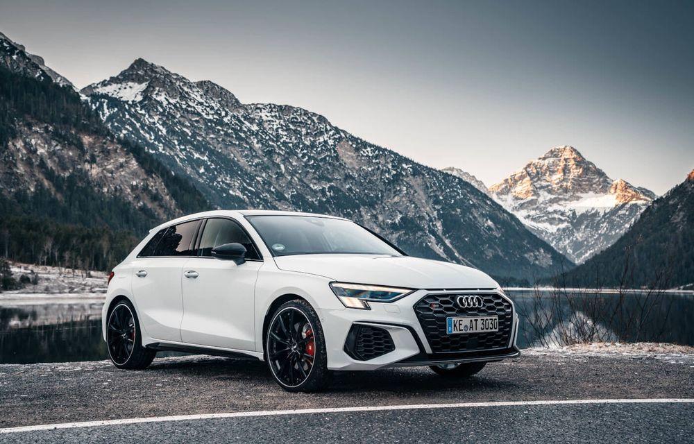 ABT lansează un pachet de performanță pentru Audi S3: 370 CP și 450 Nm pentru hatchback-ul german - Poza 8