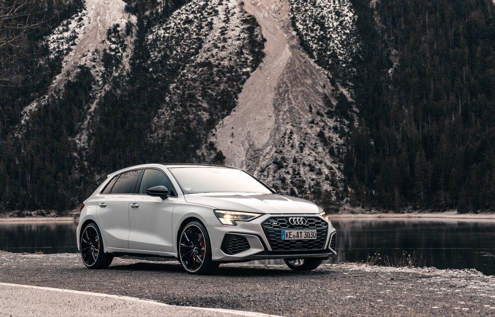 ABT lansează un pachet de performanță pentru Audi S3: 370 CP și 450 Nm pentru hatchback-ul german - Poza 7